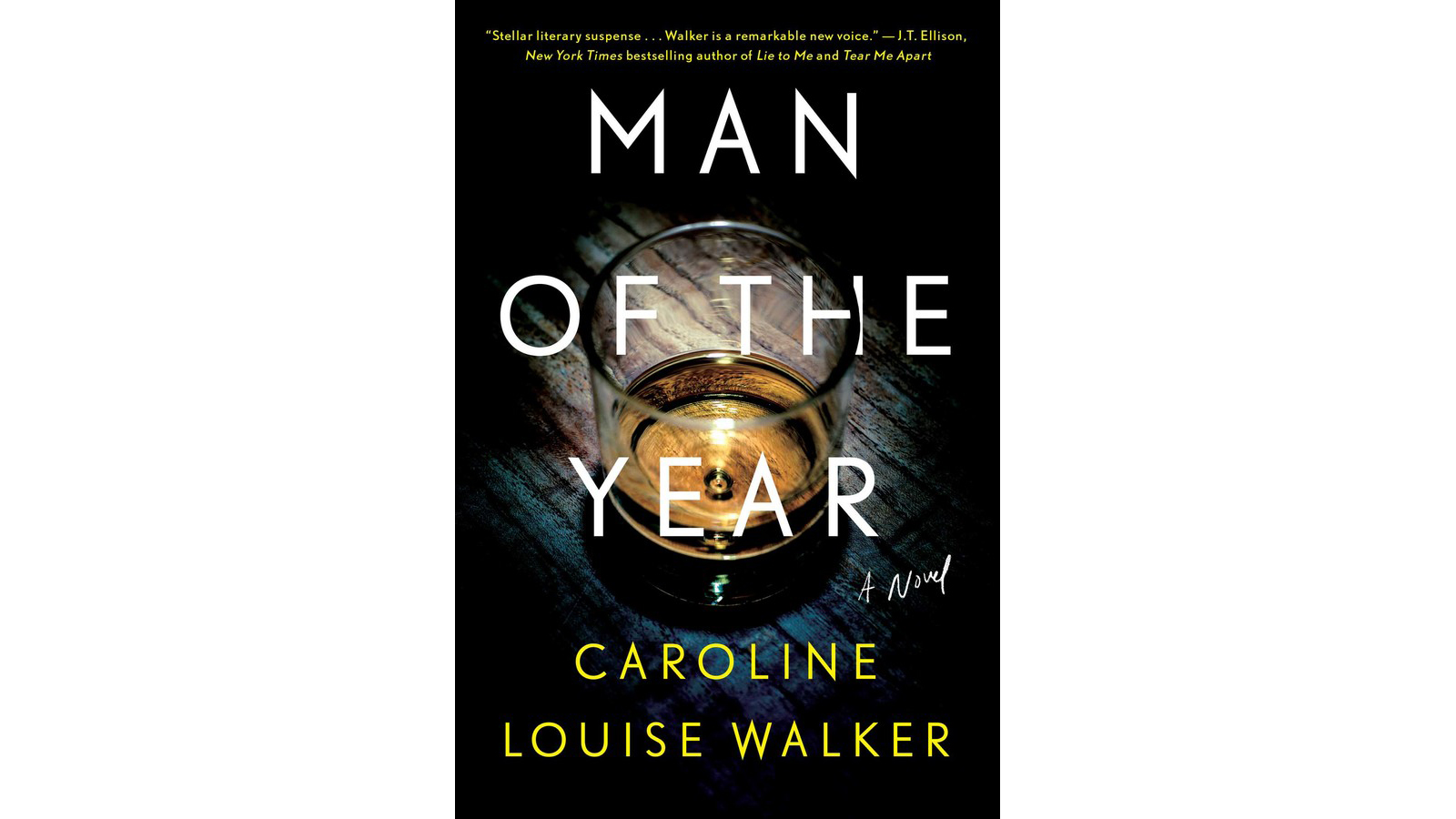 Cover of Man of the Year, by Caroline Louise Walker