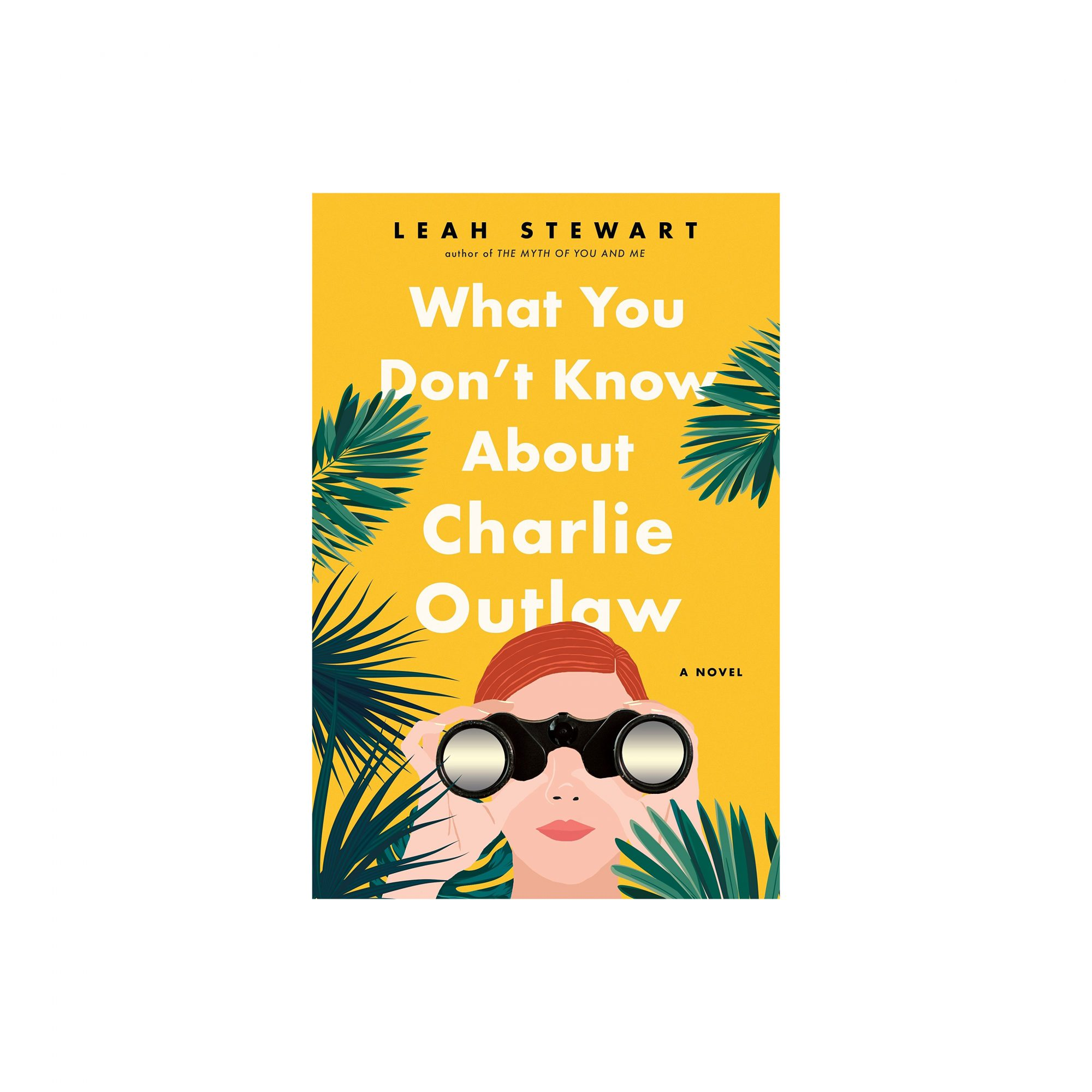 What You Don't Know About About Charlie Outlaw, by Leah Stewart