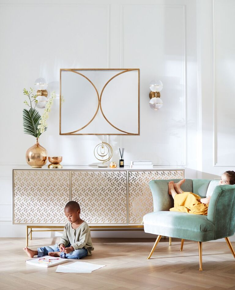 Anthropologie Fall Collection Contemporary Room