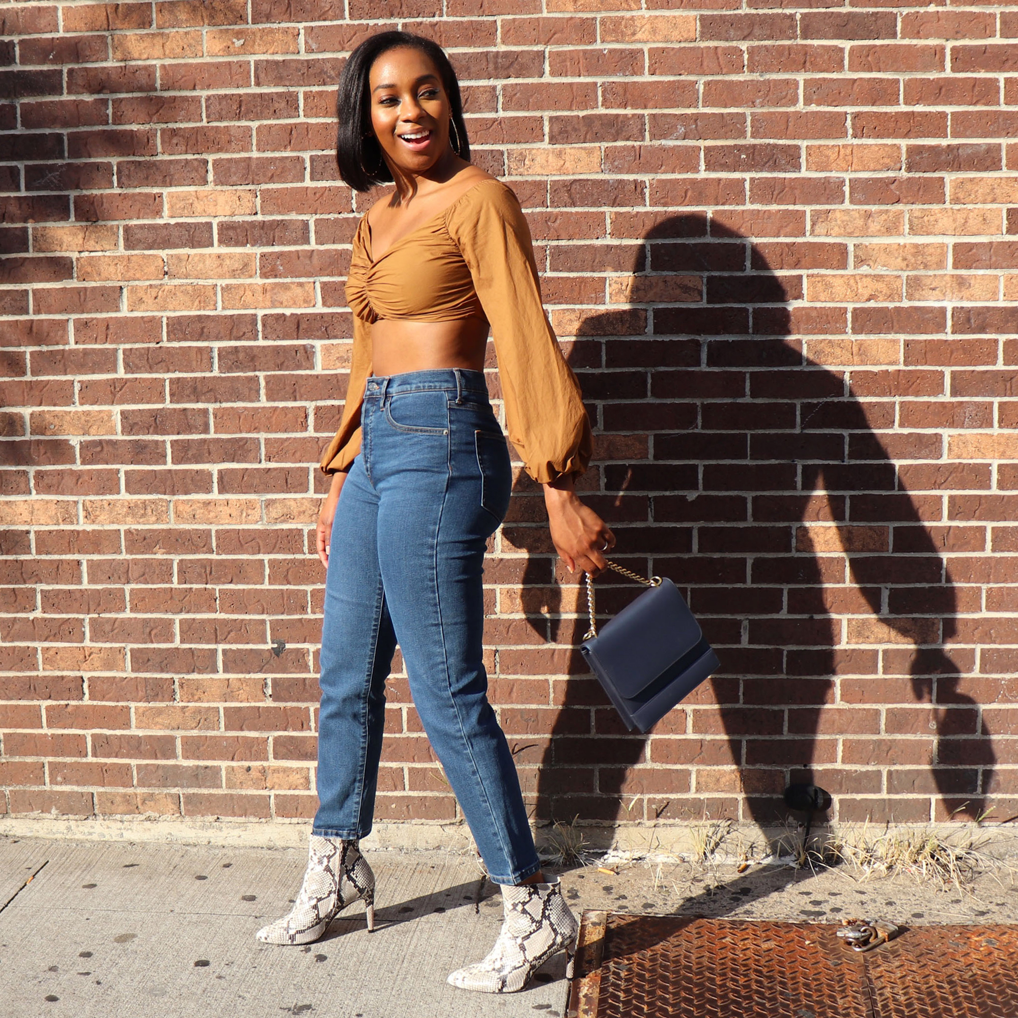 Everlane Authentic Stretch Jeans Alexis Bennett