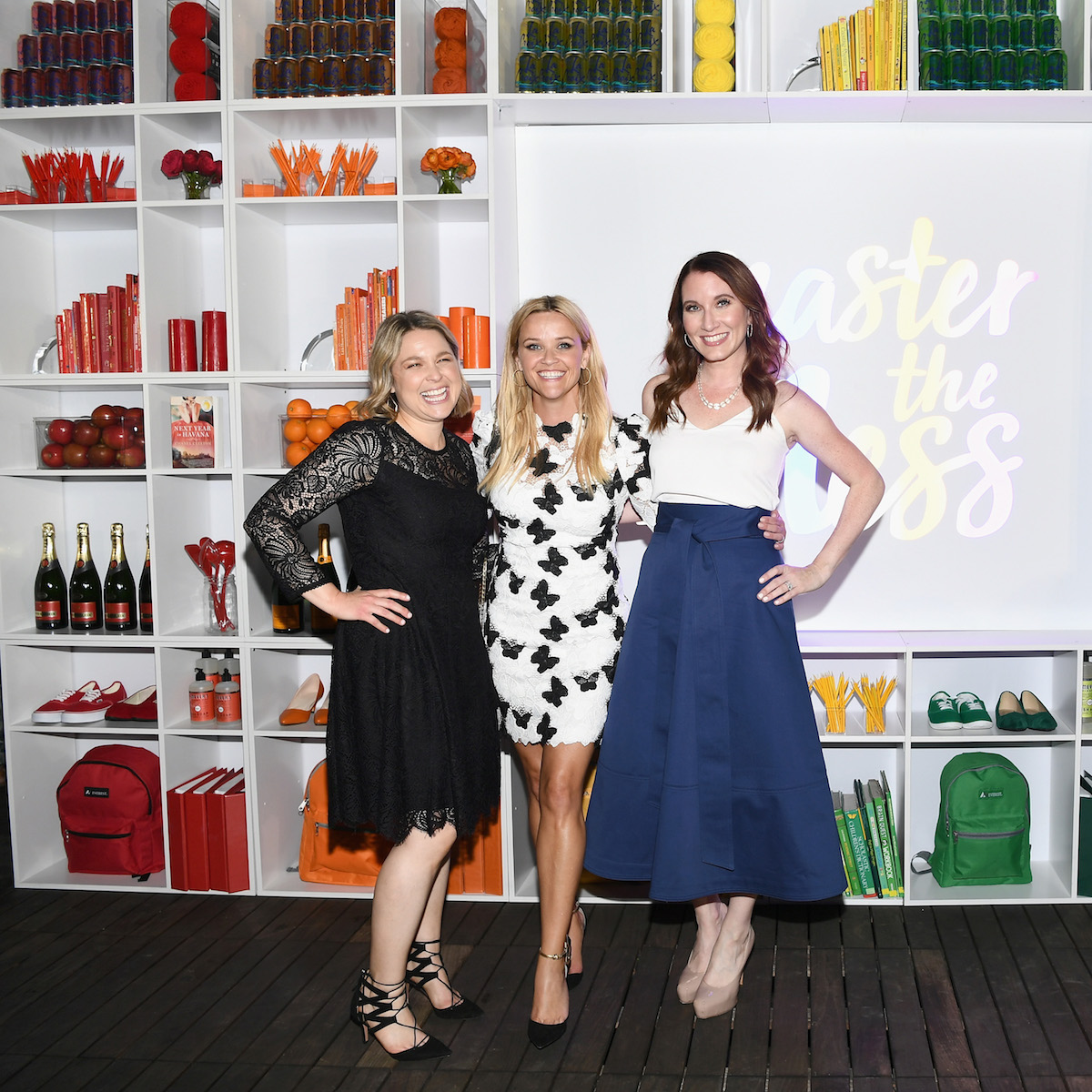 Reese Witherspoon Launches Organizing Show, Reese Witherspoon and the founders of the Home Edit