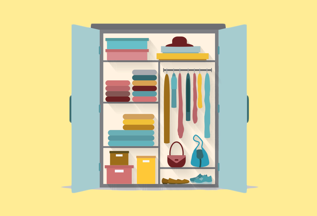 What to Organize Right Now, Before Fall