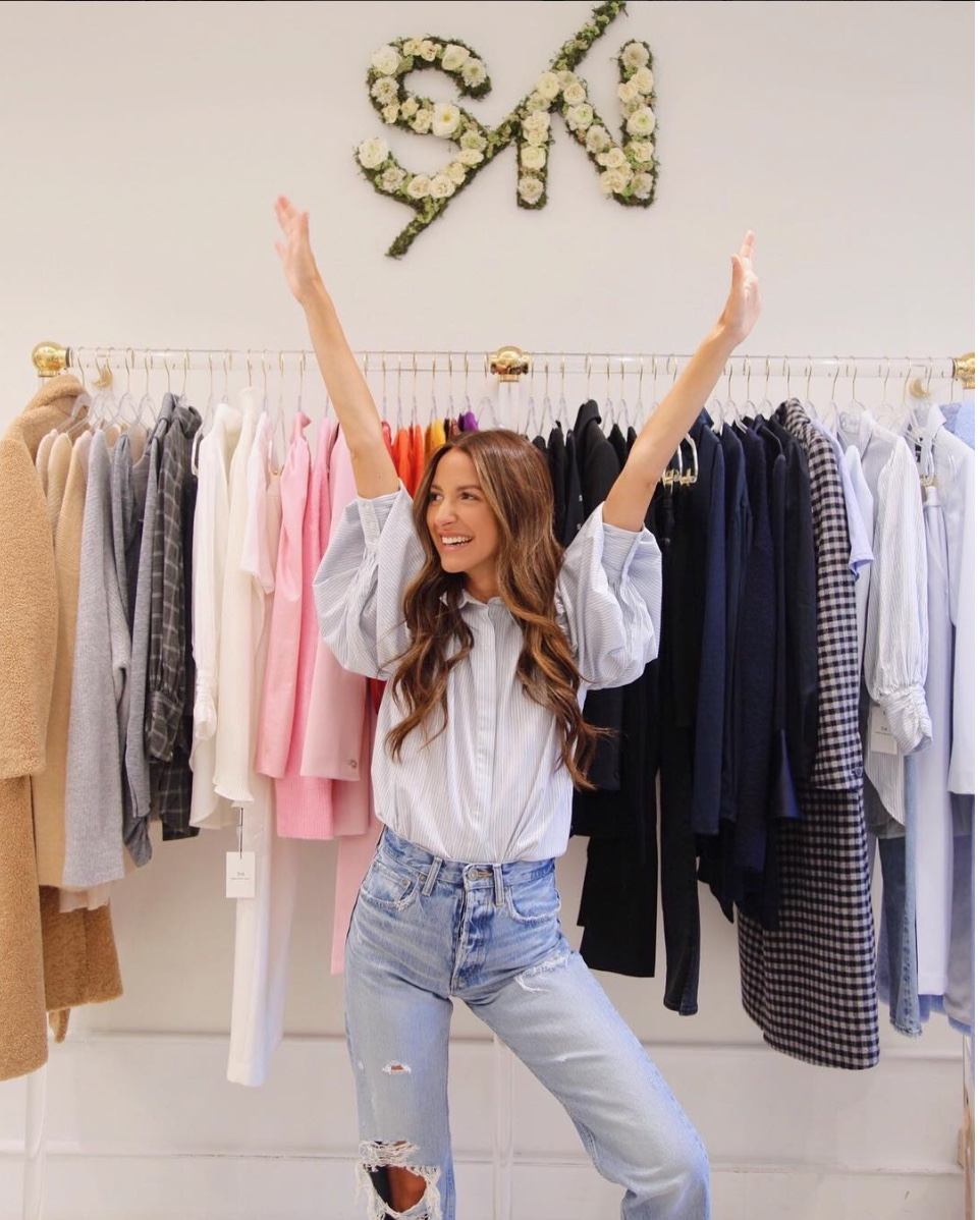 something navy arielle charnas nordtrom