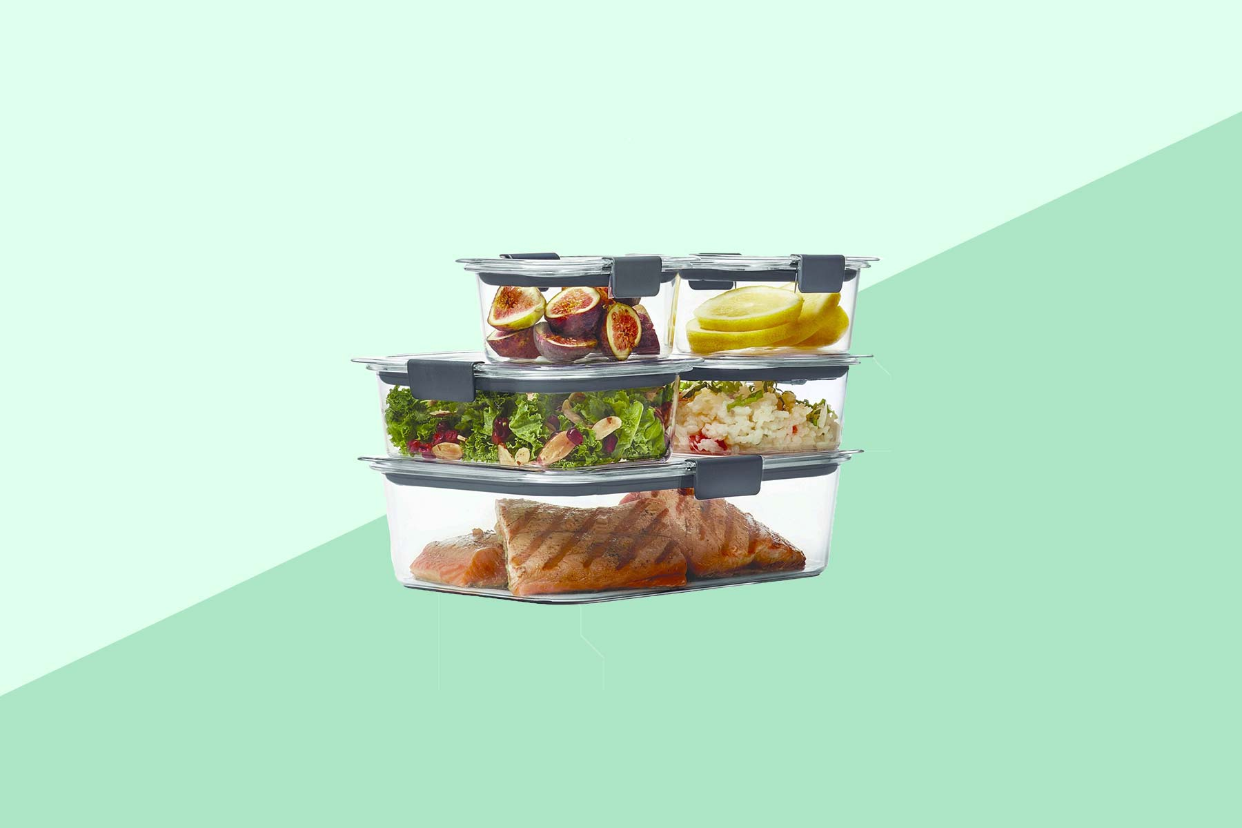 Beautiful Food Storage Containers