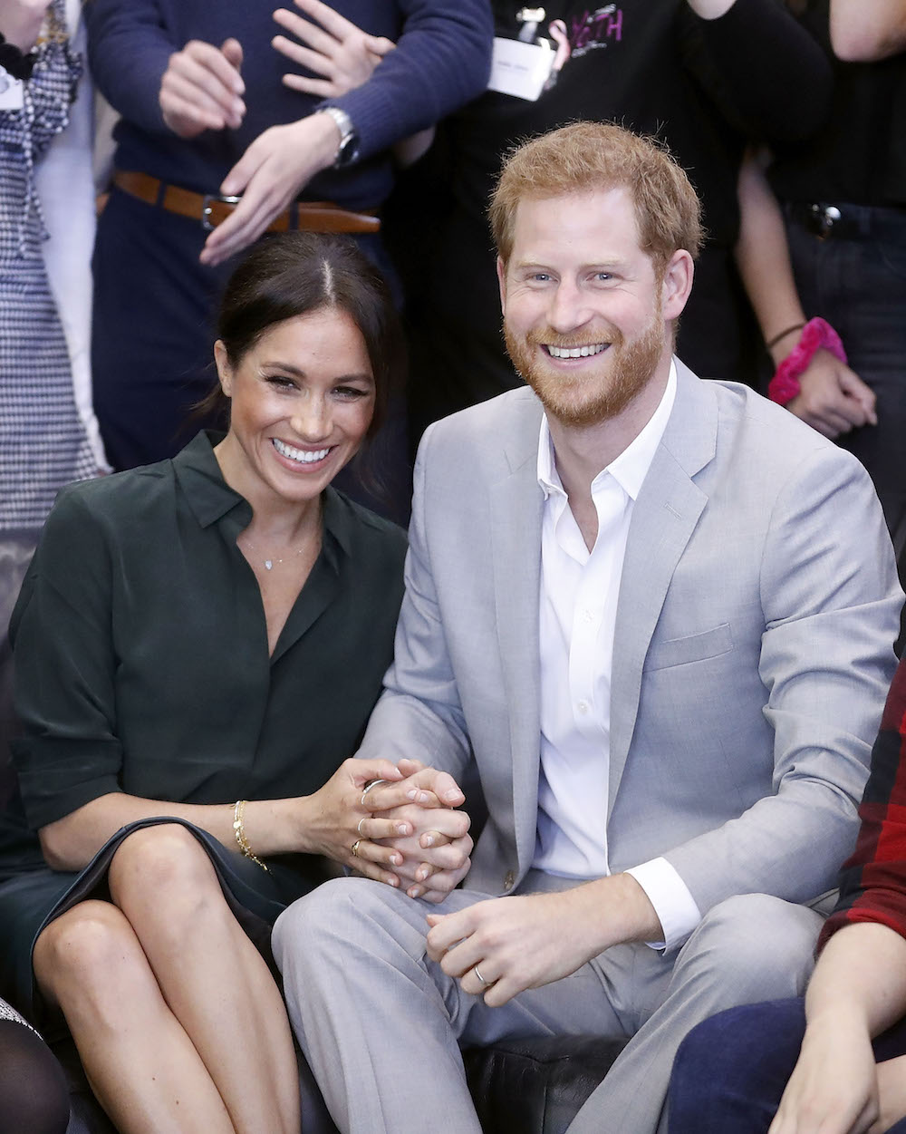 Meghan Markle & Other Stories Shirt in Sussex