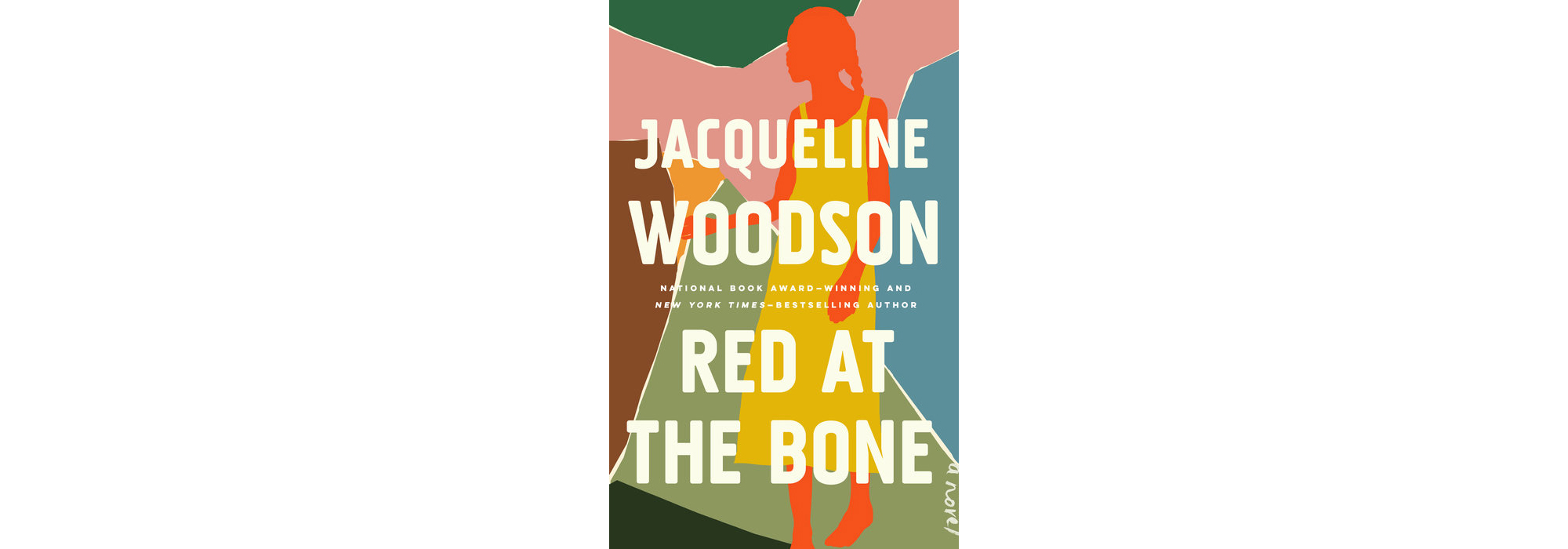 Cover of Red at the Bone by Jacqueline Woodson