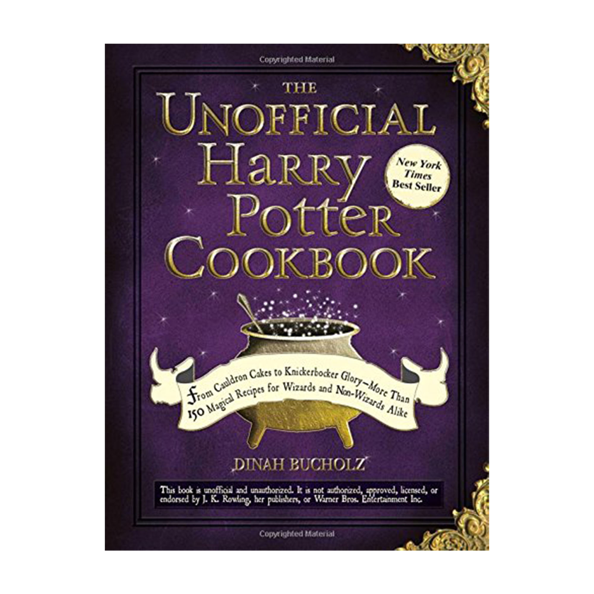 White Elephant Gift Ideas - The Unofficial Harry Potter Cookbook