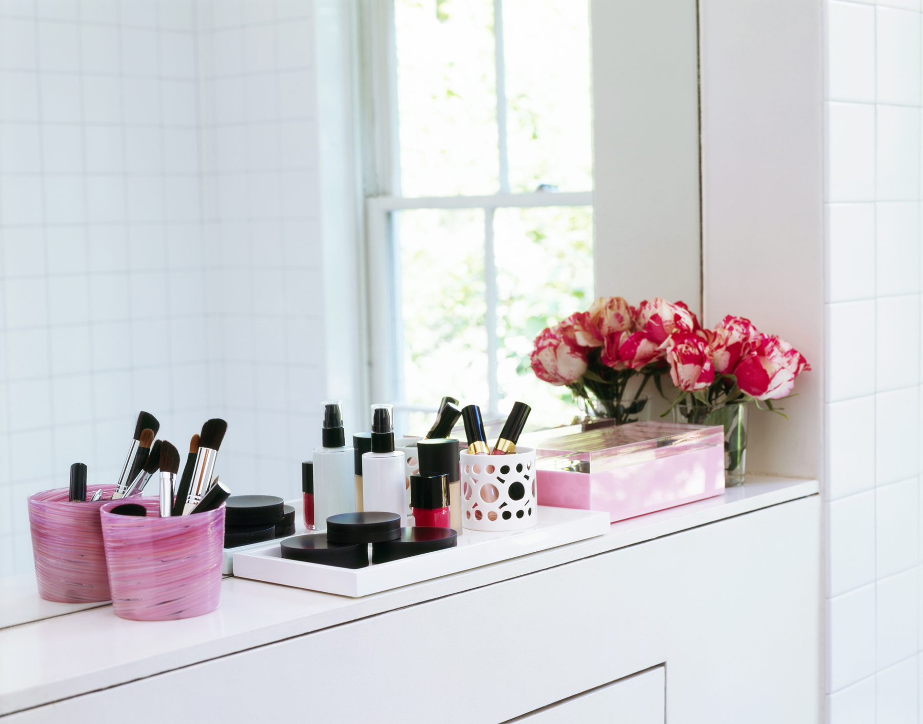 How to Organize Your Beauty Products - Step 4: Set Your Space Up