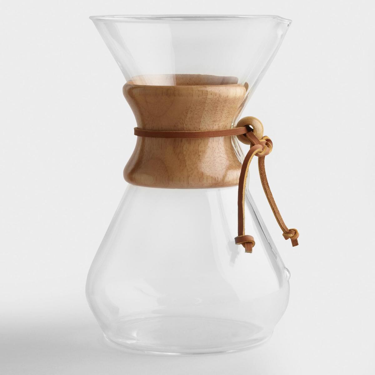 Gifts for couples, 8 Cup chemex glass coffee maker