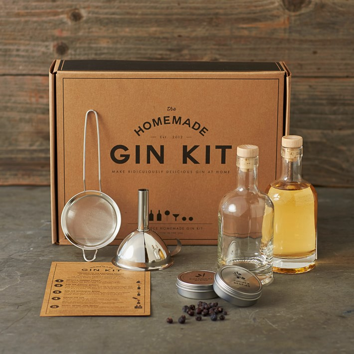 Gifts for Couples: Gin-Making Kit