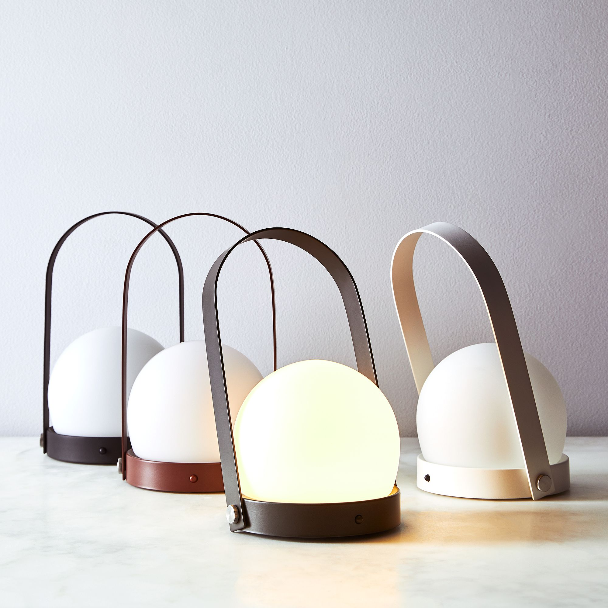 GIfts for Couples: Modern Rechargeable LED Lantern