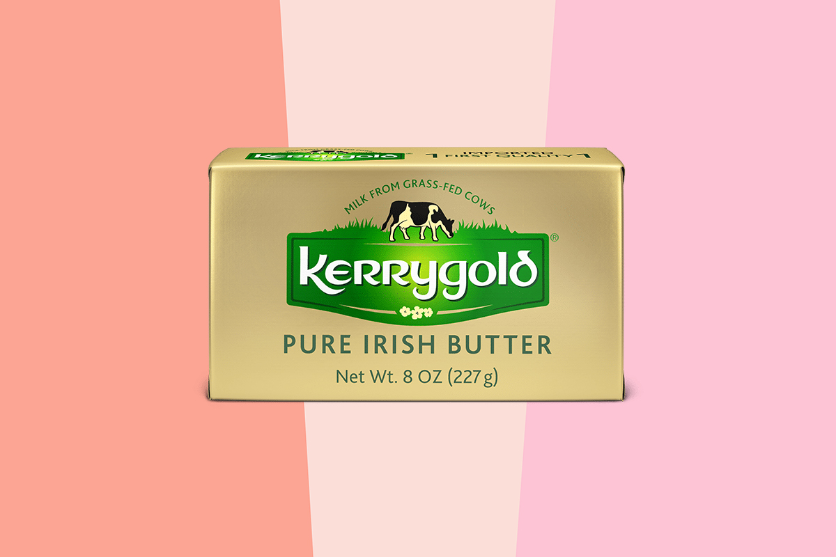 What Is Irish Butter? - Kerrygold Pure Irish Butter