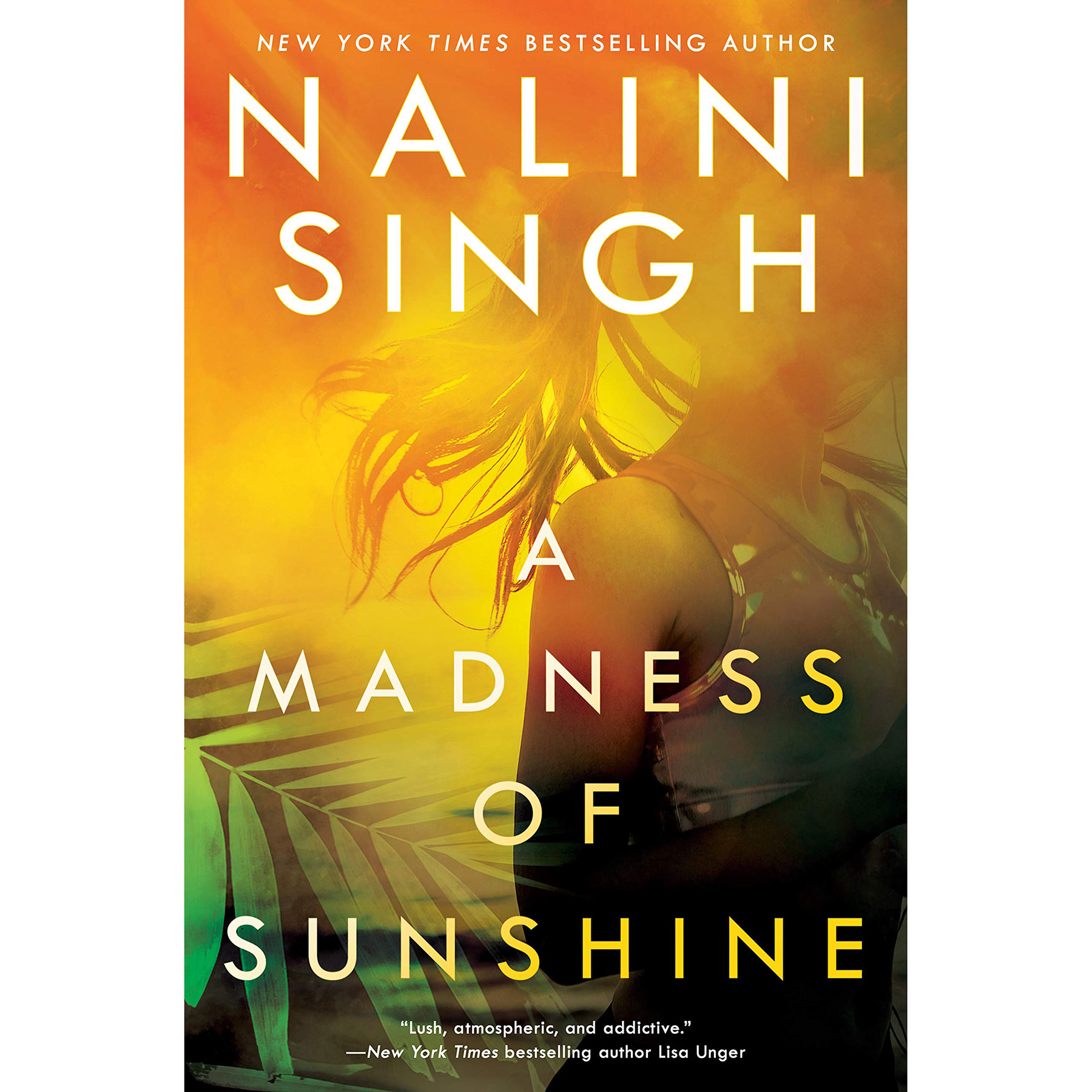 Cover of A Madness of Sunshine, by Nalini Singh