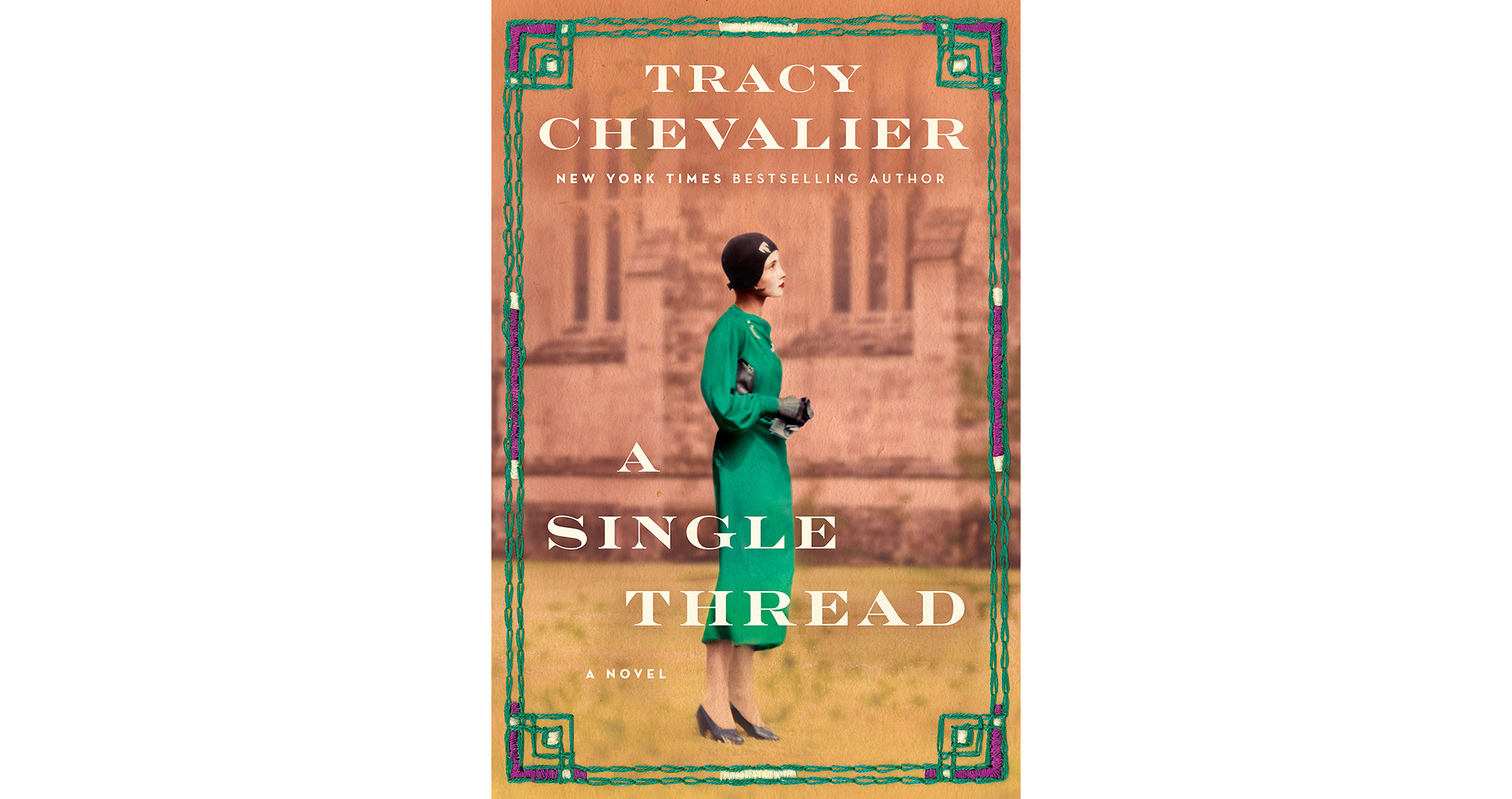 Cover of A Single Thread, by Tracy Chevalier