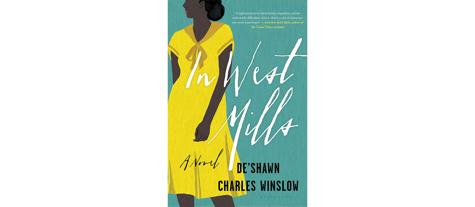 Cover of In West Mills, by De'Shawn Charles Winslow