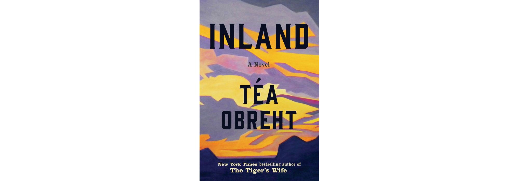 Inland, by Téa Obreht