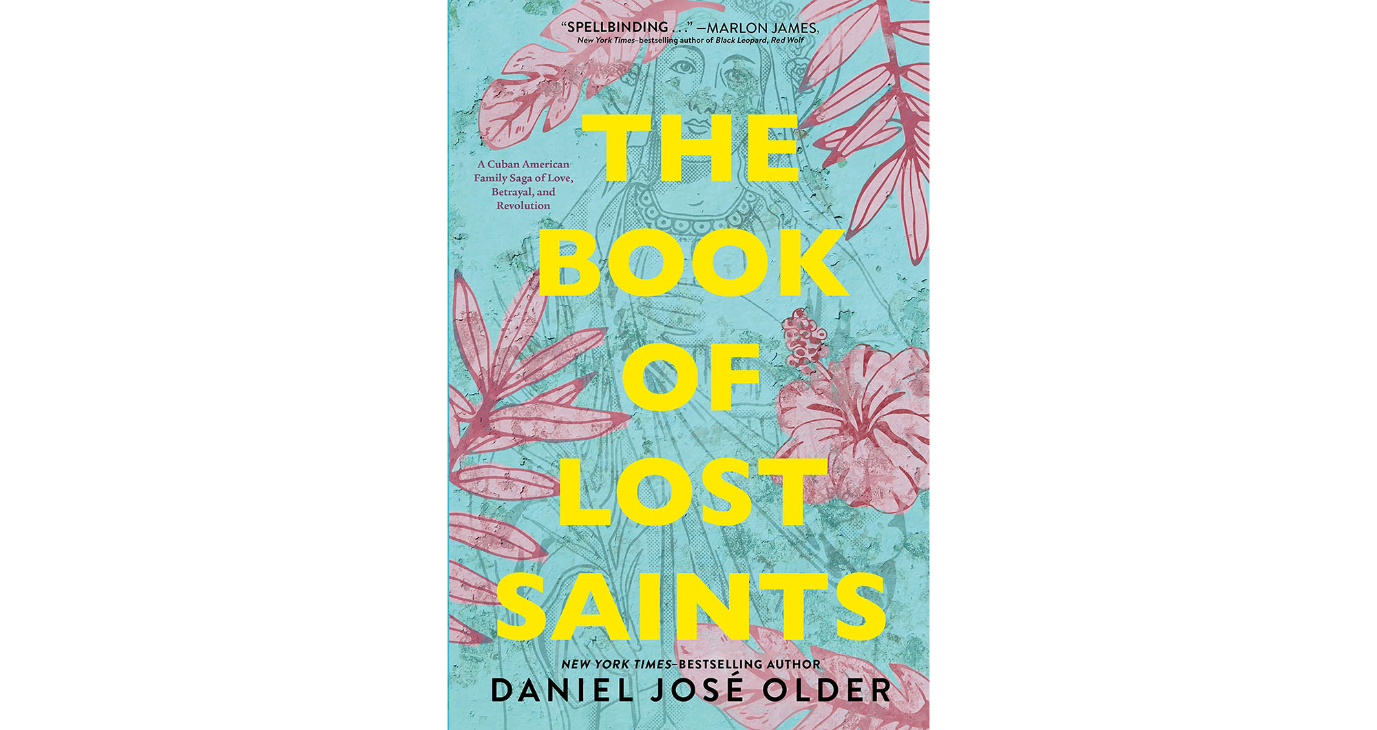 Cover of The Book of Lost Saints, by Daniel José Older