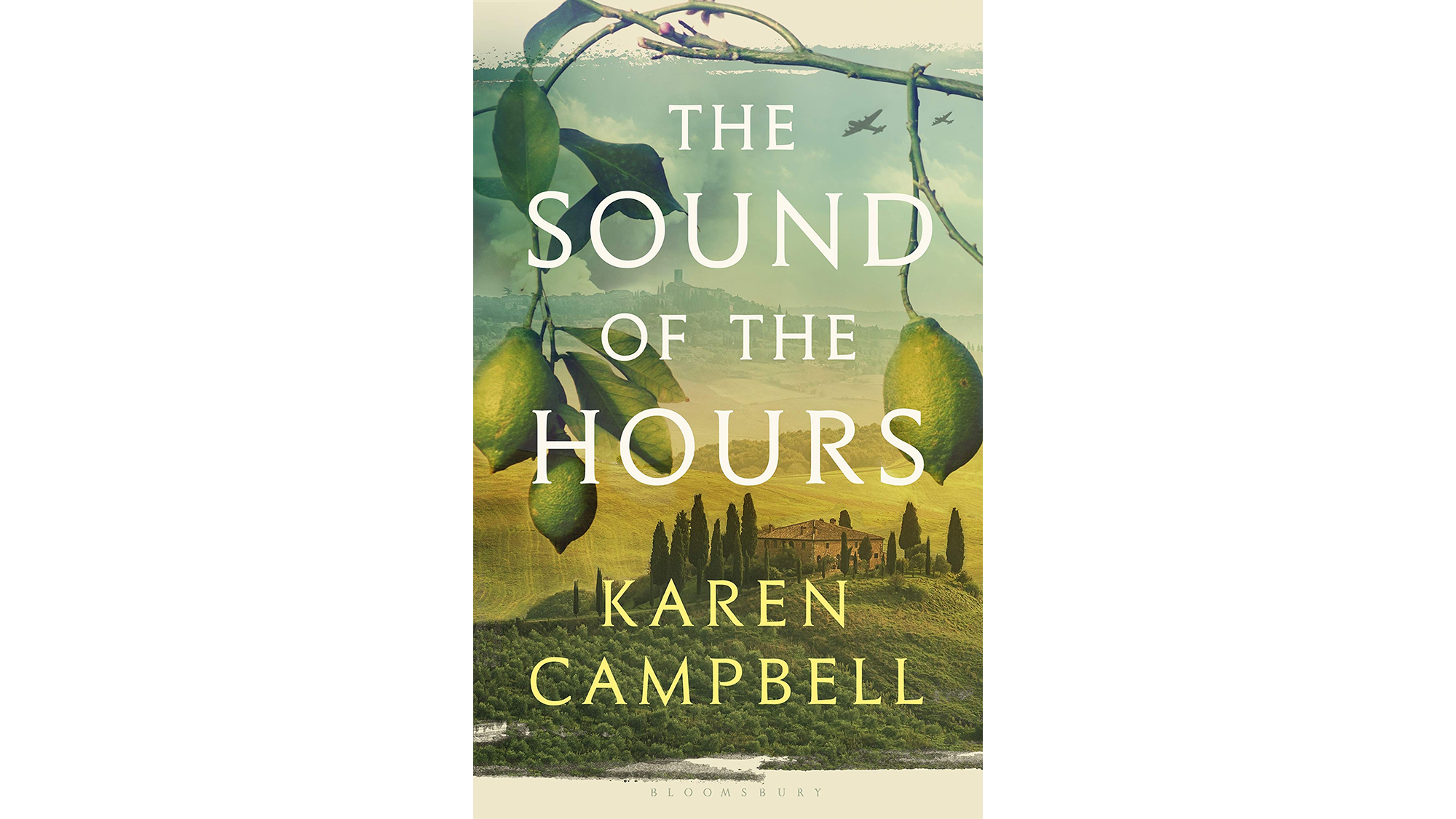 Cover of The Sound of the Hours, by Karen Campbell