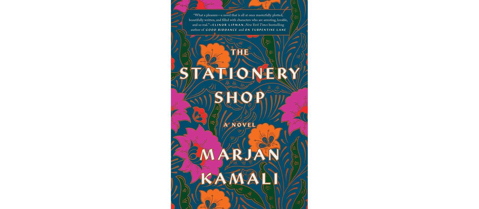 The Stationery Shop, by Marjan Kamali