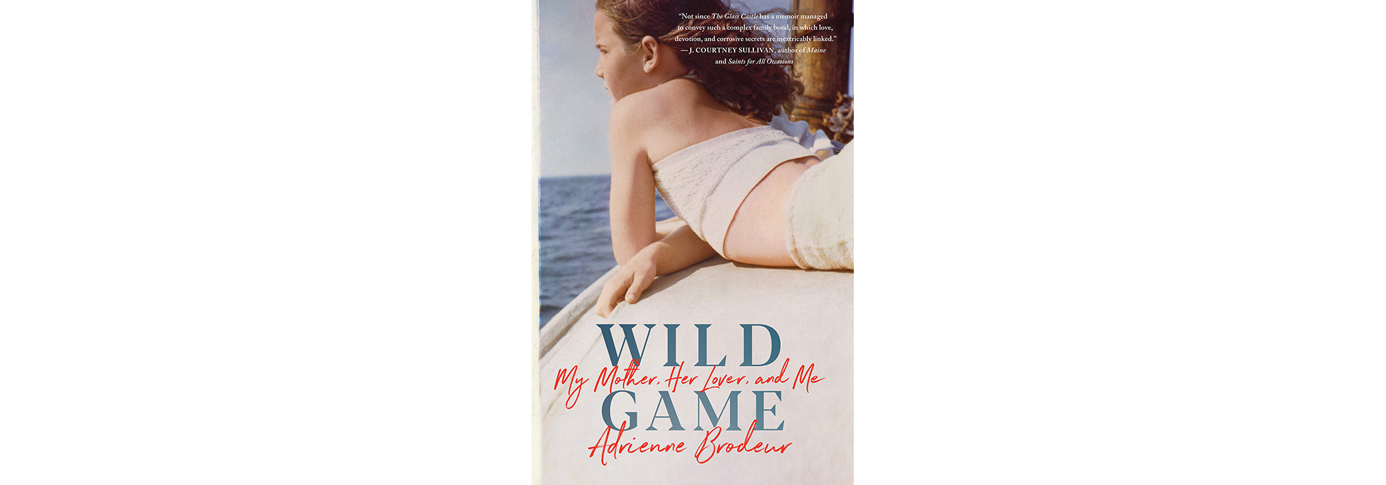 Cover of Wild Game, by Adrienne Brodeur