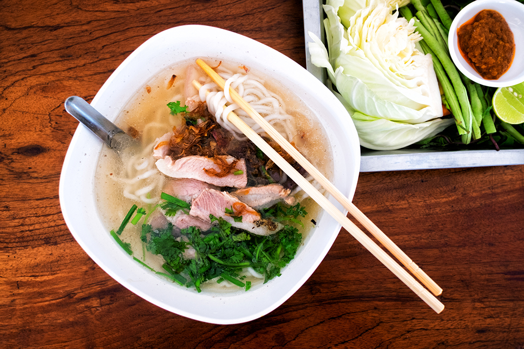 Pho, a Vietnamese noddle soup -- Is Pho Healthy?