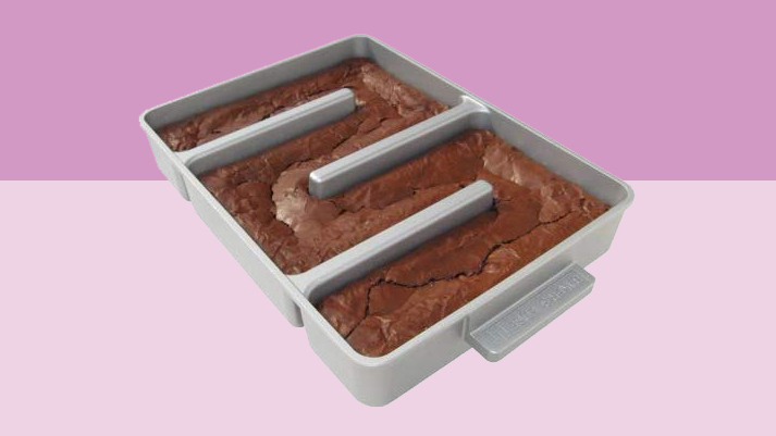 Brilliant Amazon Gadgets, All Edges Brownies
