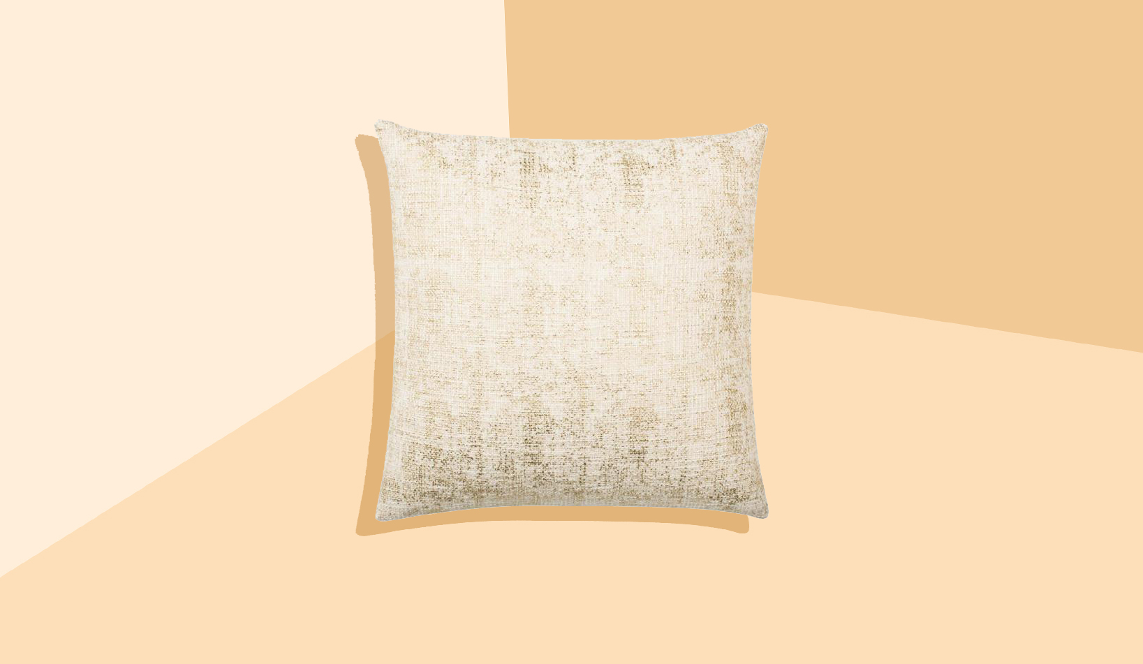 Luxurious Home Upgrades, Home Depot Gold Pillow