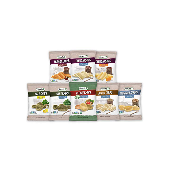 Gluten-Free Snacks at Grocery Store