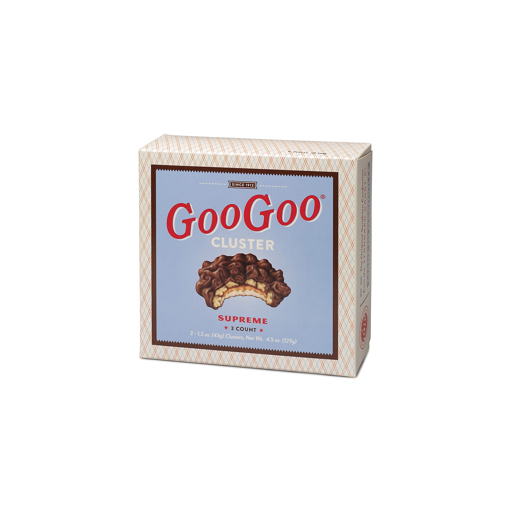 Valentine Gifts for Him: Goo Goo Cluster Supreme