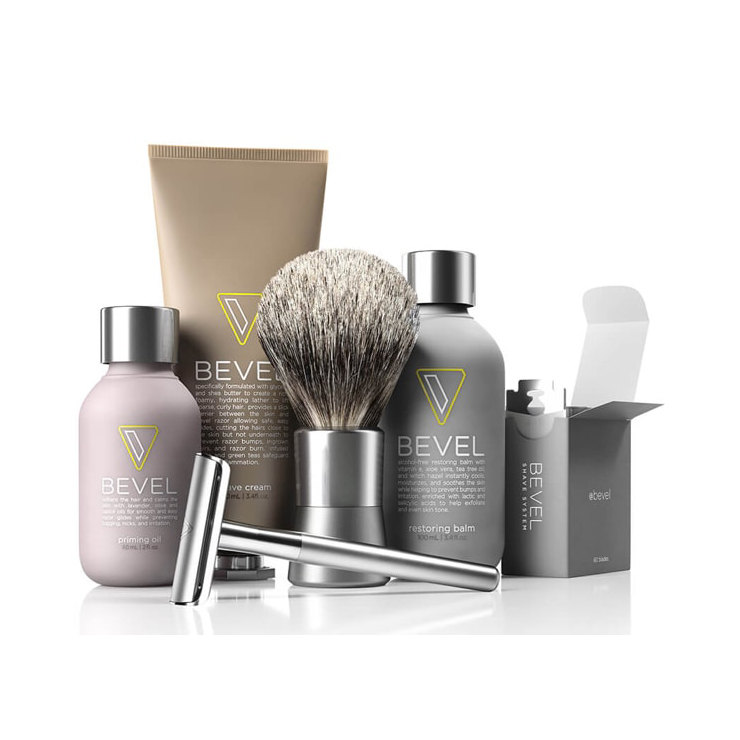 Valentine's Day gifts for boyfriend, him, men - Bevel Complete Shave System
