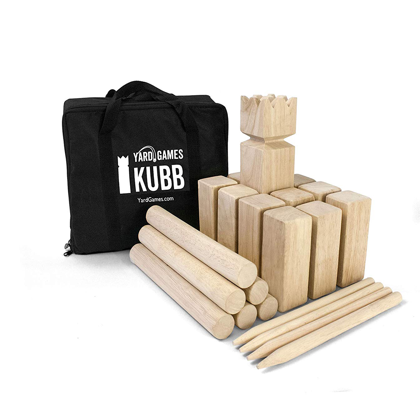 Valentine's Day gifts for him - Yard Games Kubb Outdoor Tossing Game