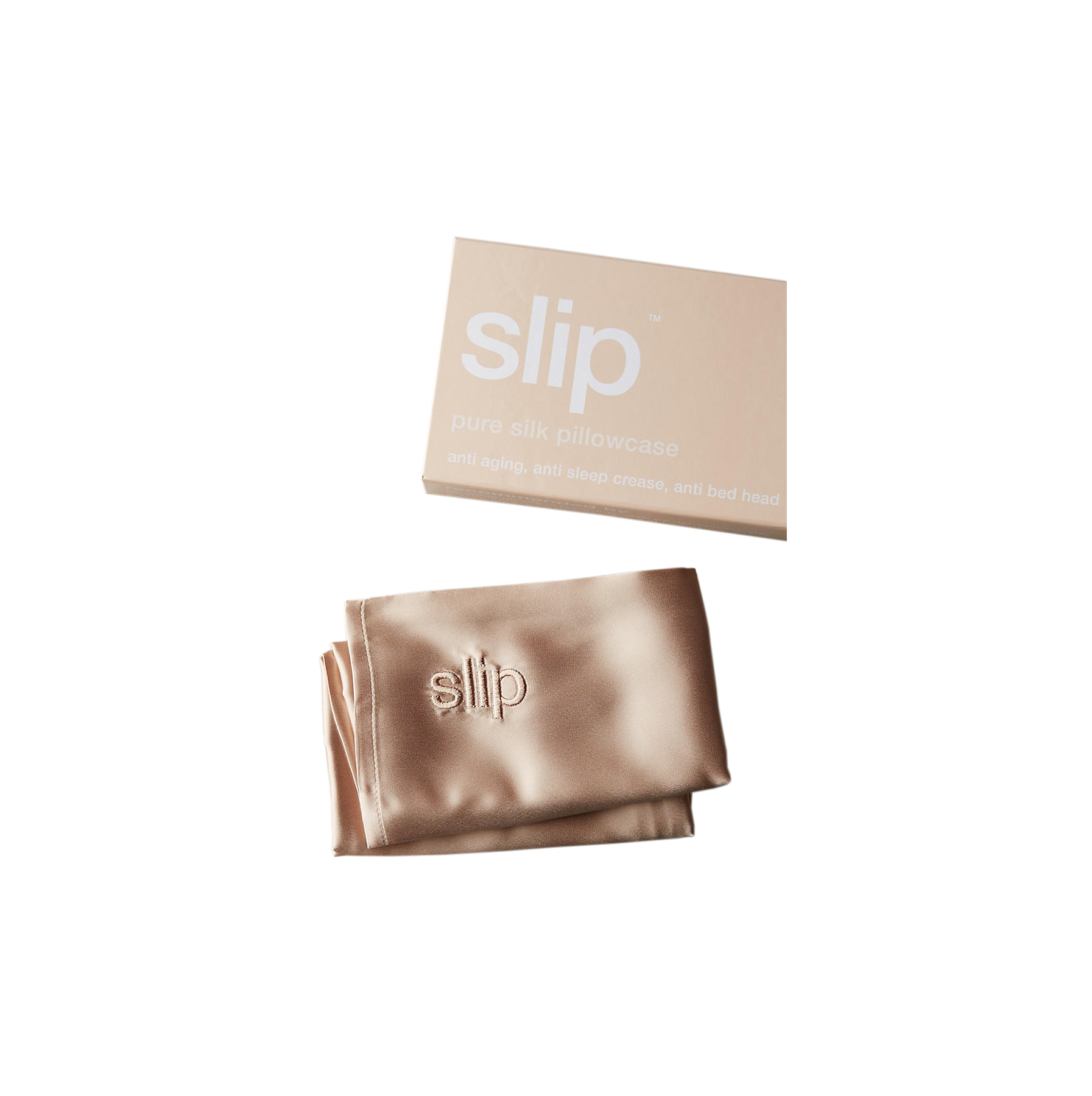 Valentines Day Ideas for Her: Slip Pure Silk Pillowcase
