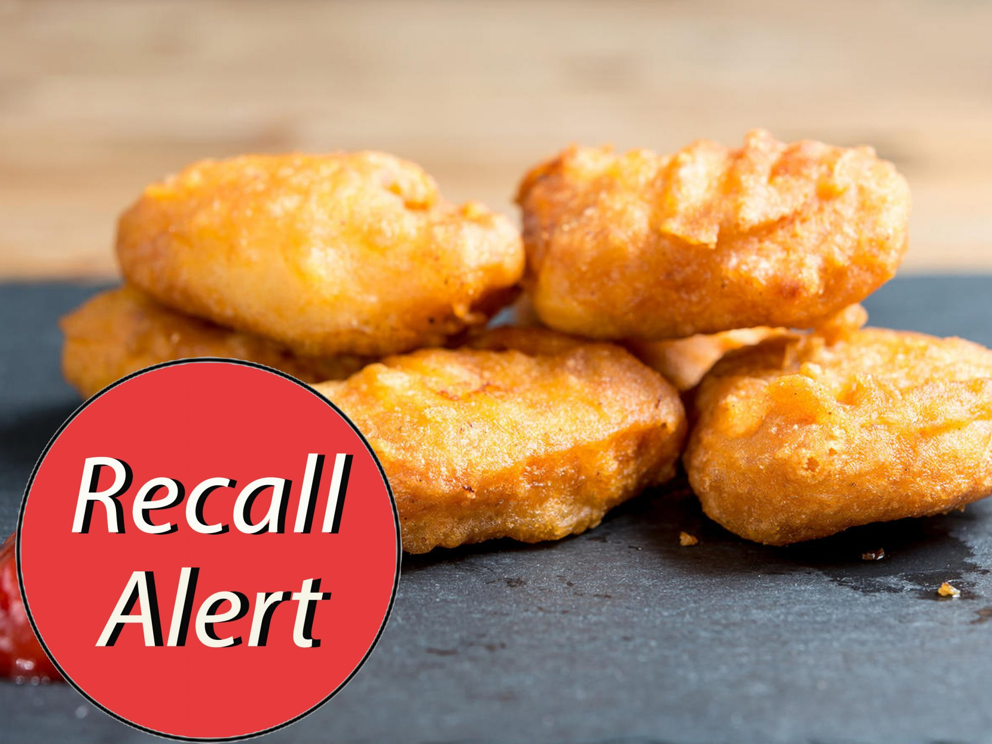 Perdue Recalls Gluten-Free Chicken Nuggets Contaminated With Wood Particles