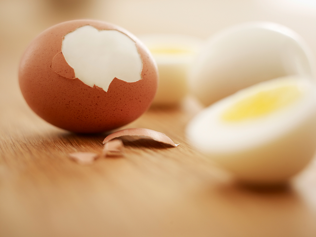 Hard boiled eggs -- How long do hard boiled eggs last?