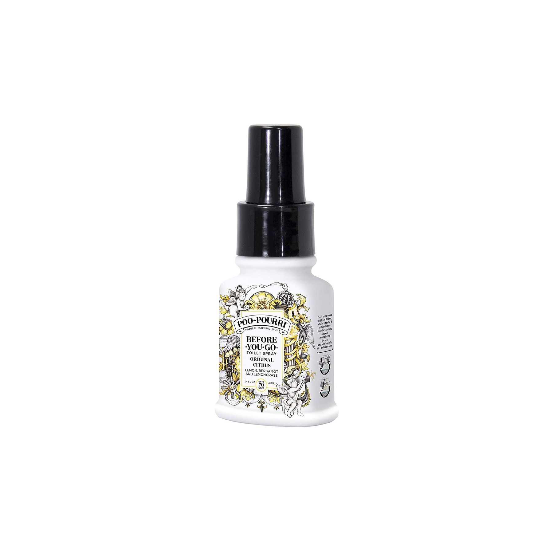 Poo-Pourri Before-You-Go Spray