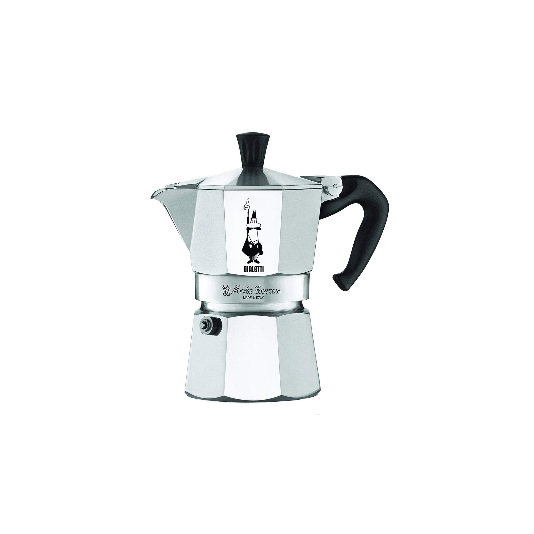 The Original Bialetti Moka Coffee Maker