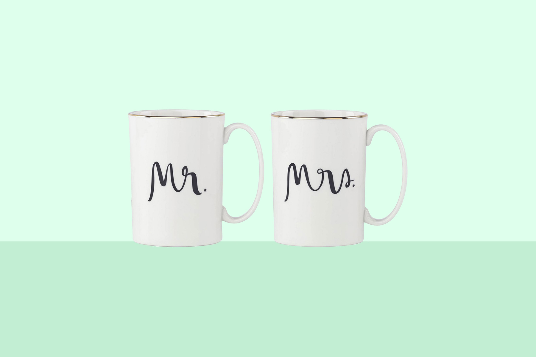Kate Spade Bridal Party Mug Set of 2