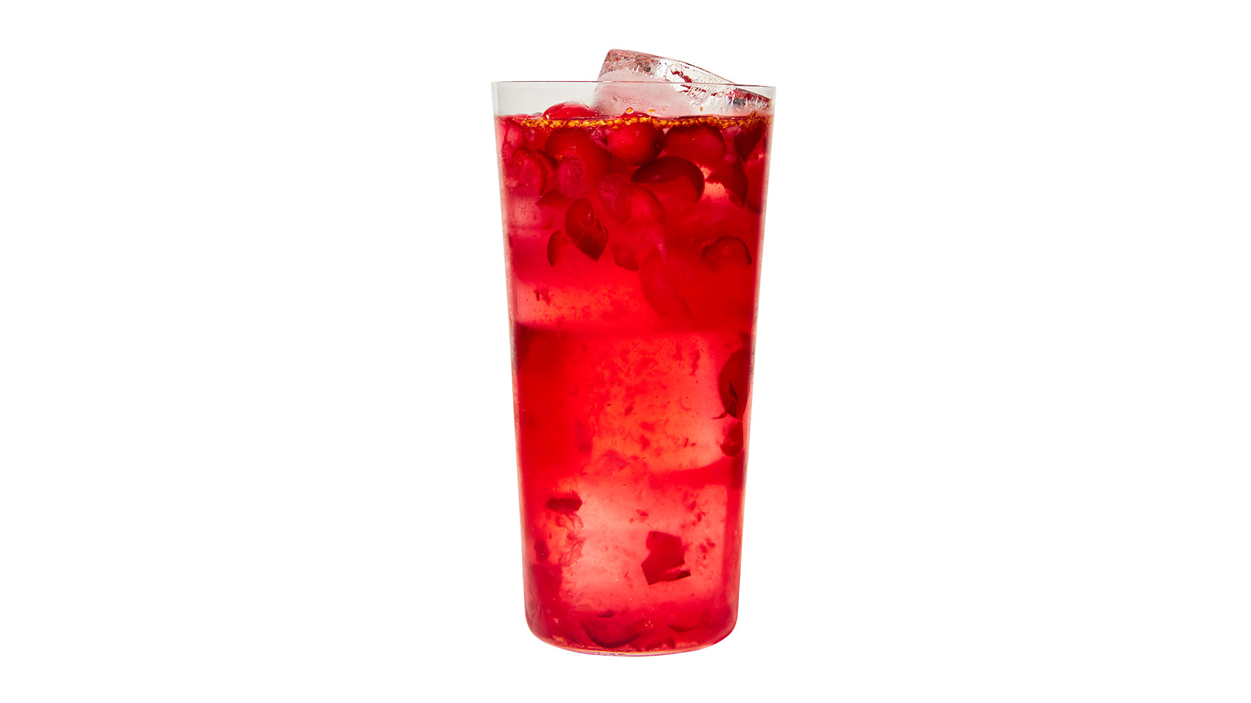 Cranberry-Lemon Spritz
