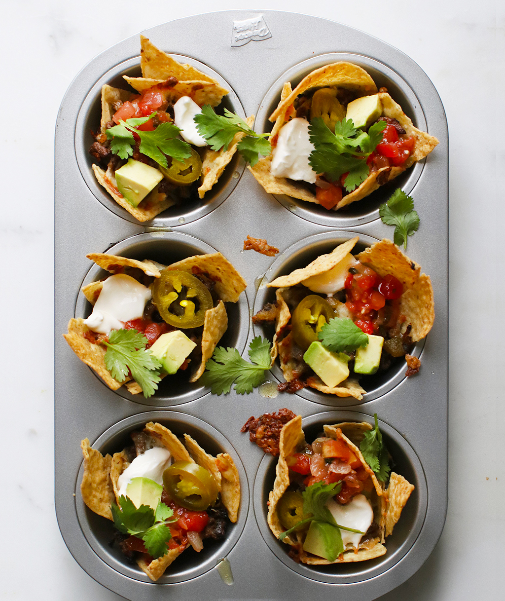 Single-Serve Nacho Cups