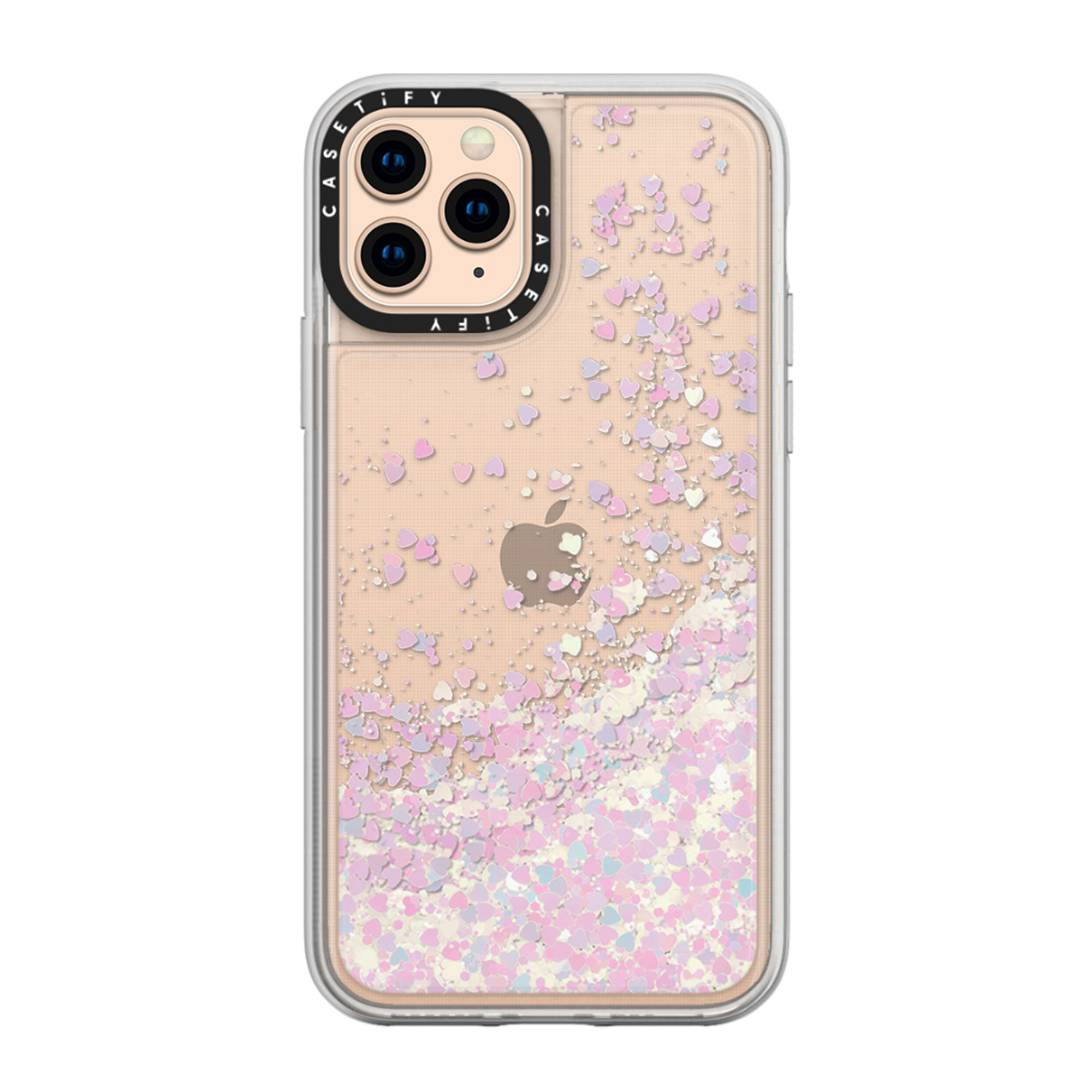 Casetify Say My Name Glitter Initial Phone Case