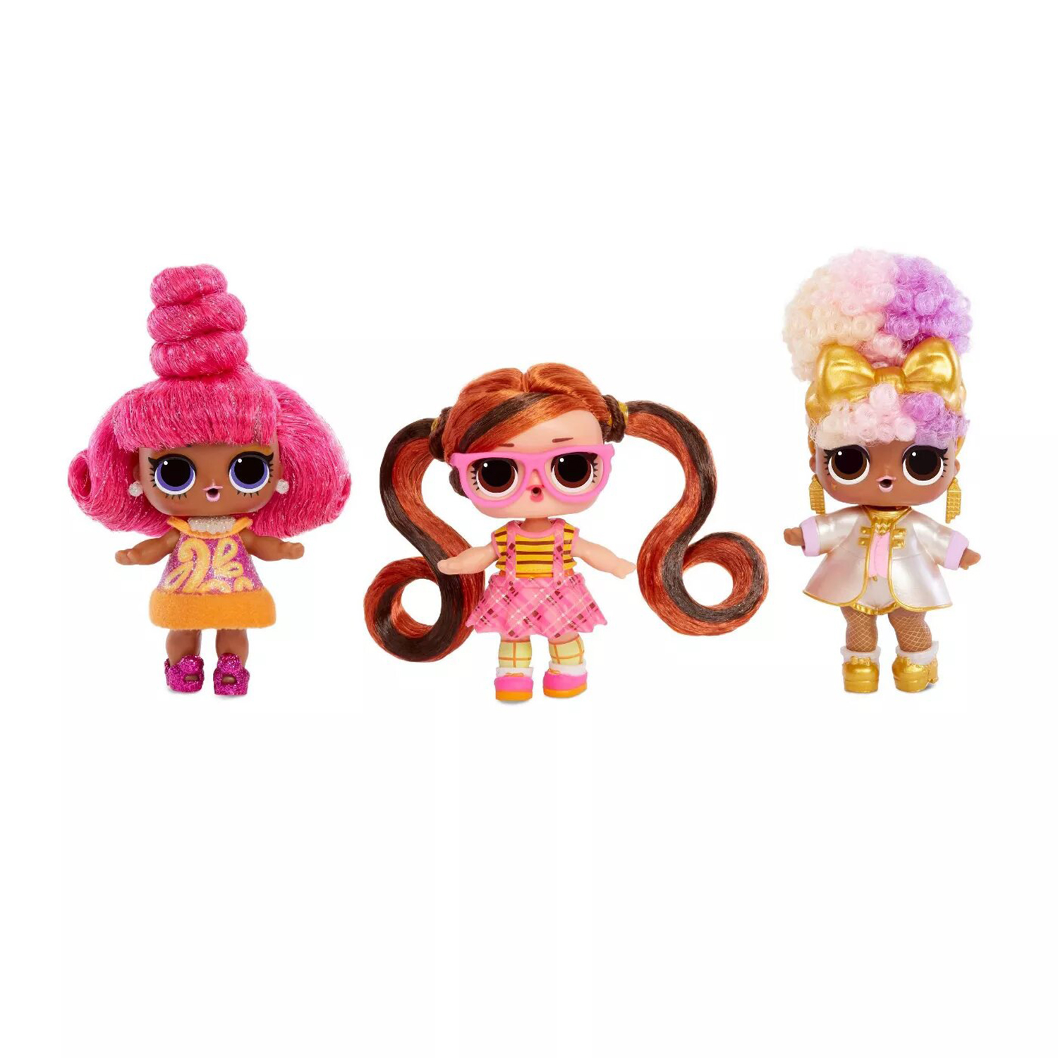 L.O.L. Surprise! #Hairvibes Dolls