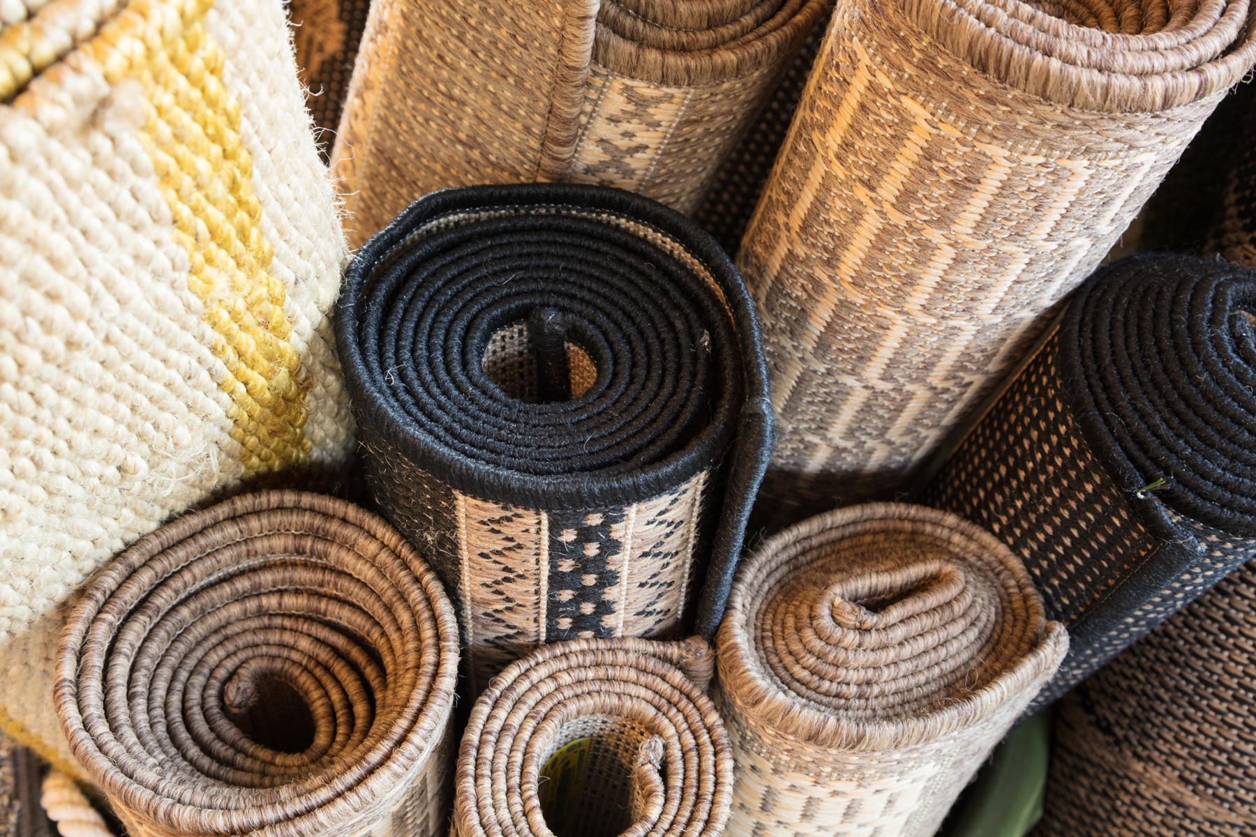 Best places to buy rugs online - rolled up affordable rugs