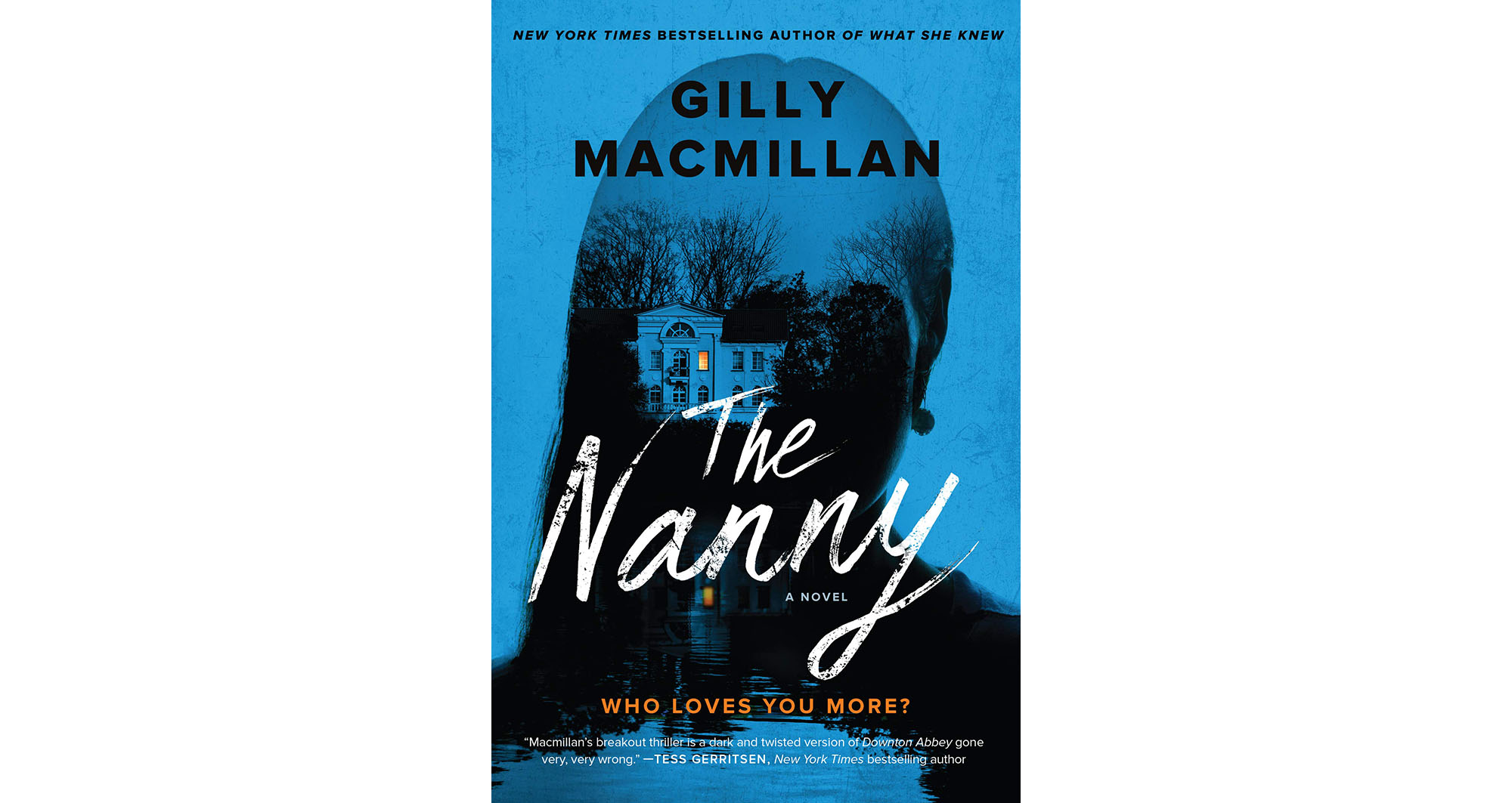 The Nanny, by Gilly Macmillan