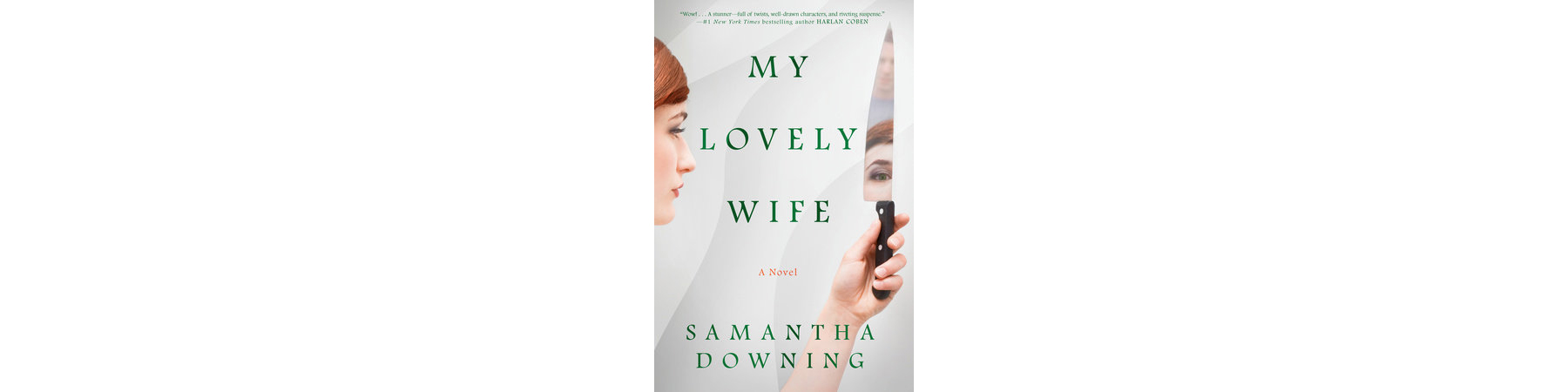 Cover of My Lovely Wife, by Samantha Downing