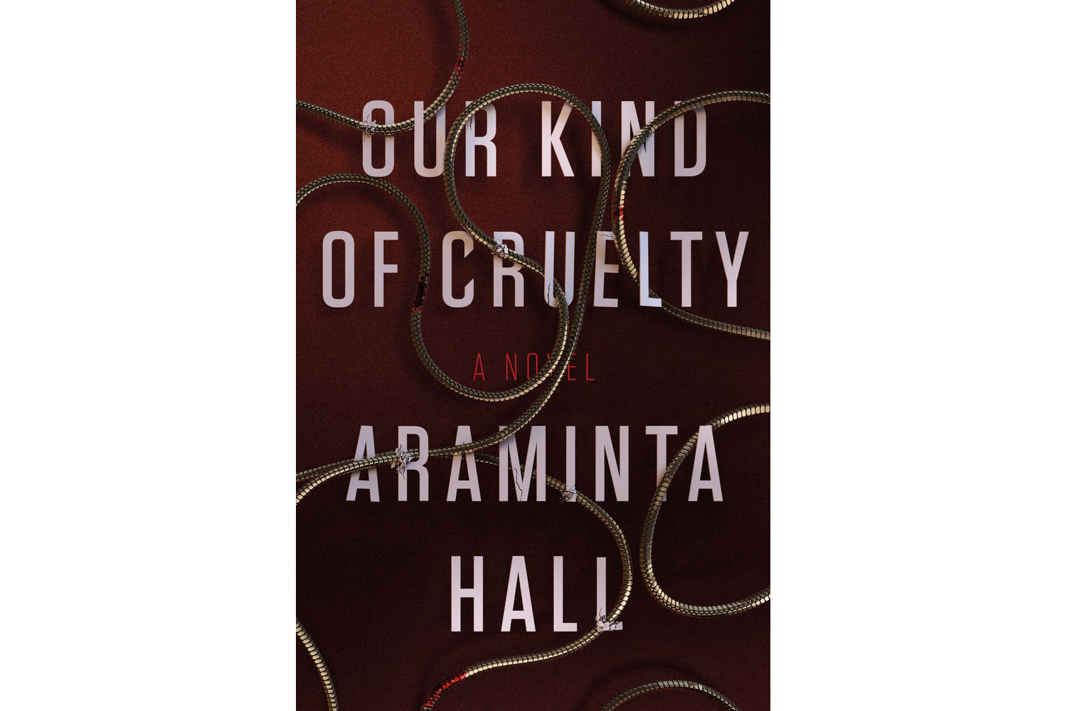 Our Kind of Cruelty, by Araminta Hall