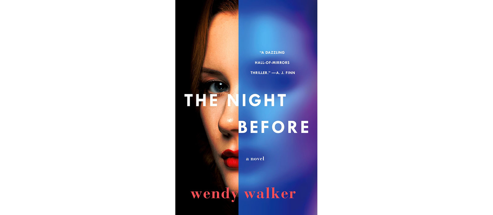 Cover of The Night Before, by Wendy Walker