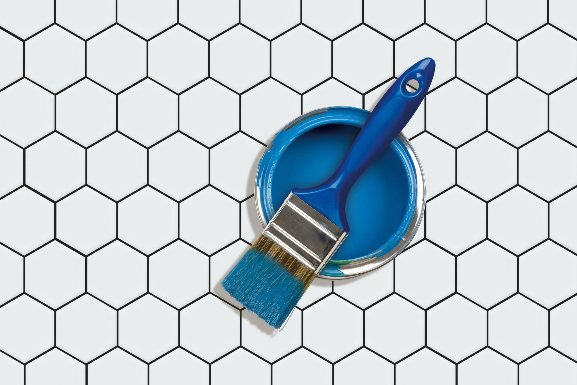 Thinking About Painting Tile Floors