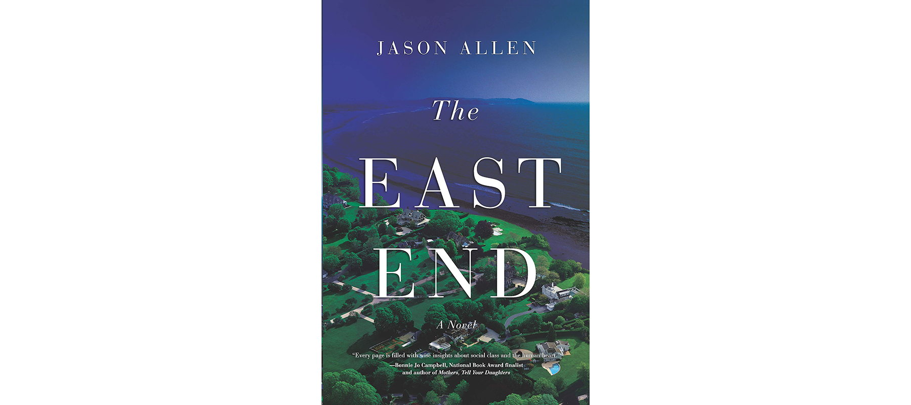 Cover of The East End, by Jason Allen