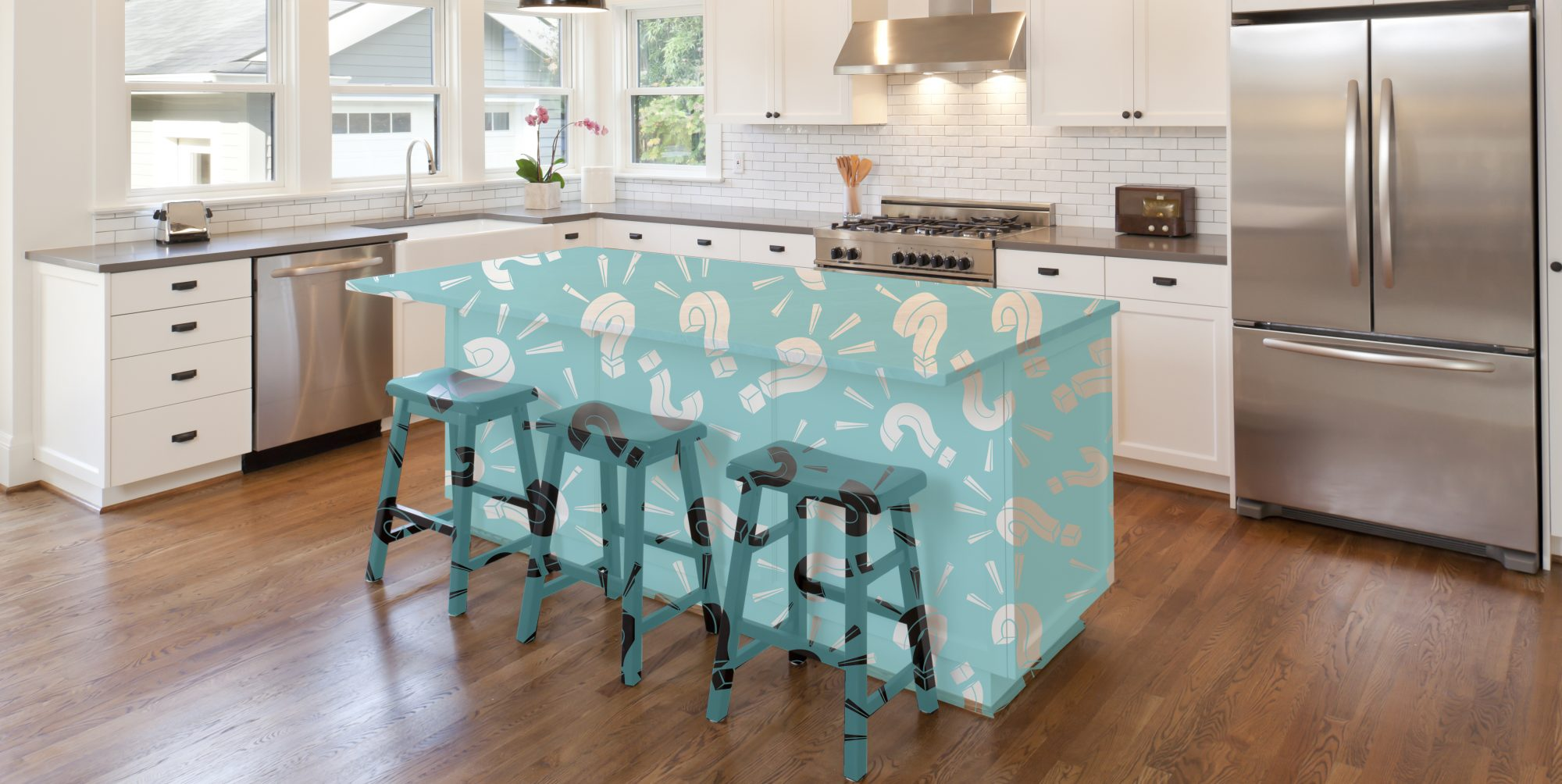 The Kitchen Island Idea You Probably Haven T Seen Before Real Simple