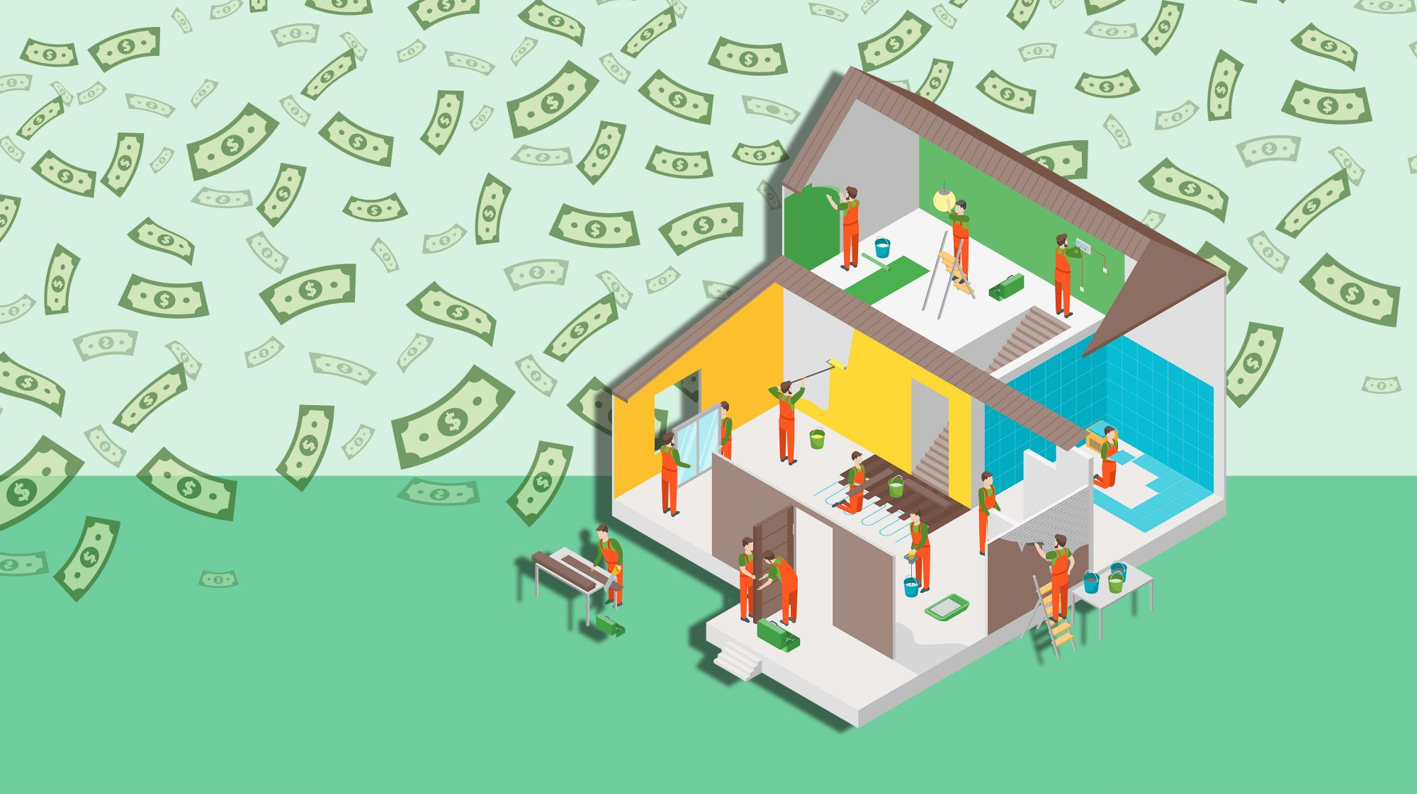 Home Remodeling Costs: Here's What $5,000 Will Get You in a Home Remodel